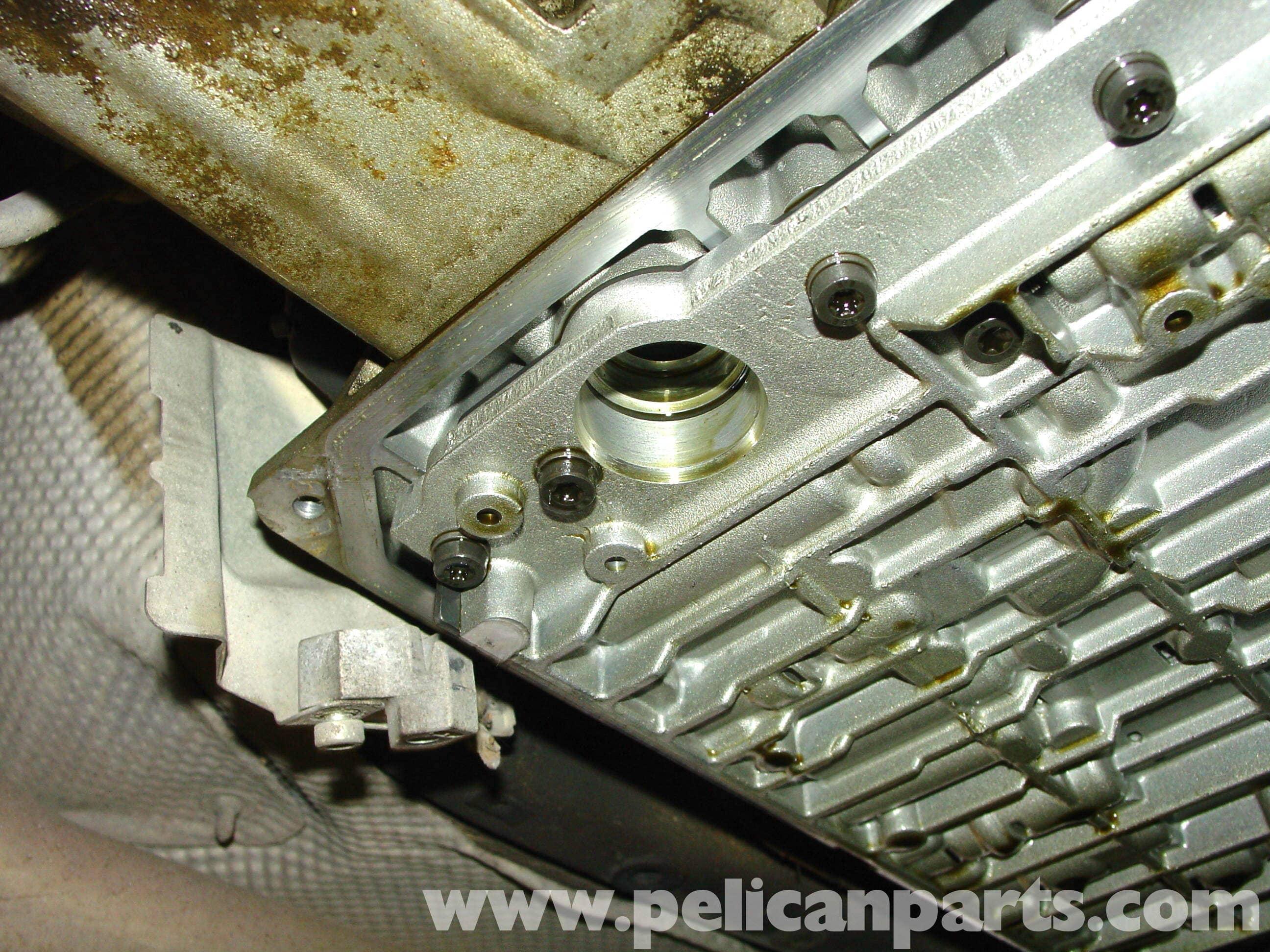 bmw e90 manual transmission fluid