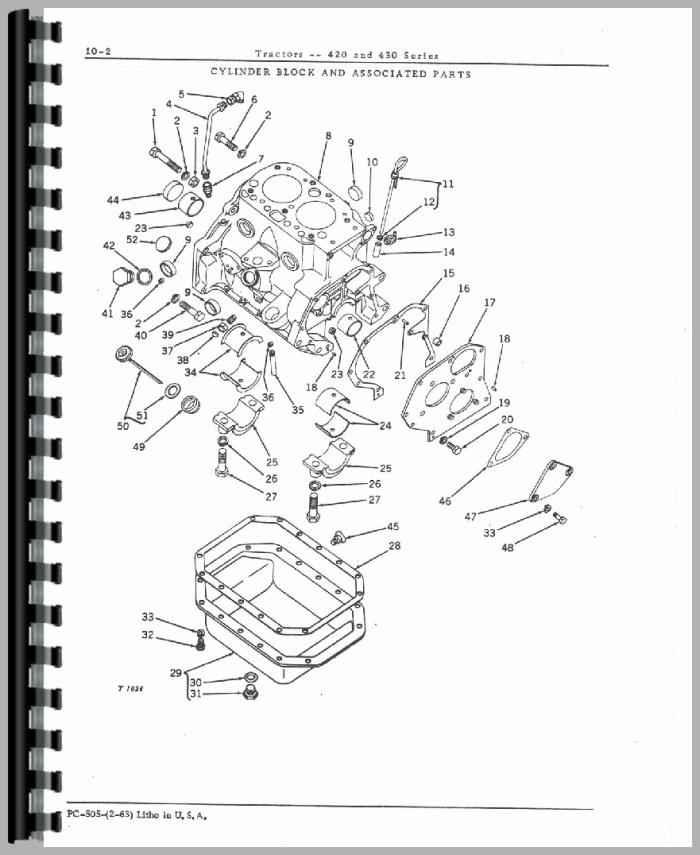 john deere 4310 repair manual tractor