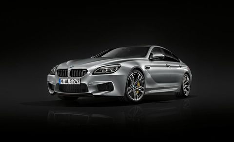 bmw m6 gran coupe manual transmission
