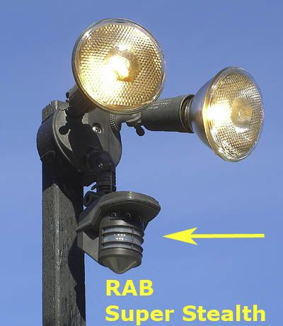 rab stealth motion sensor manual