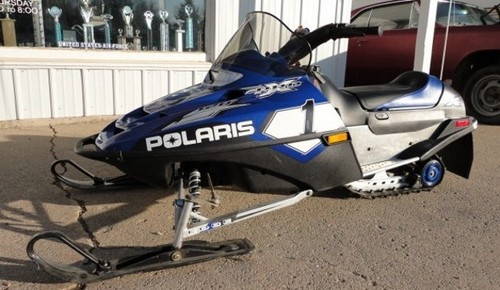 polaris snowmobile service manual download