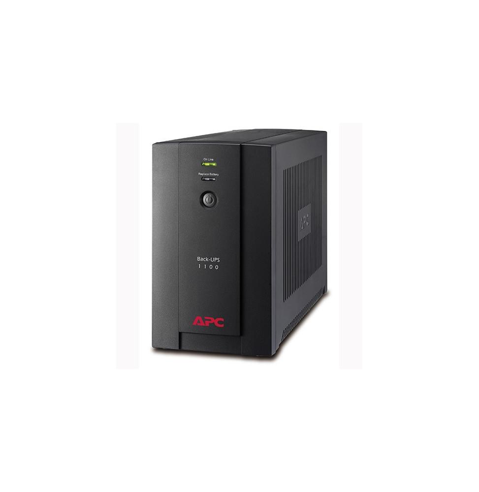 apc back ups 1100 manual