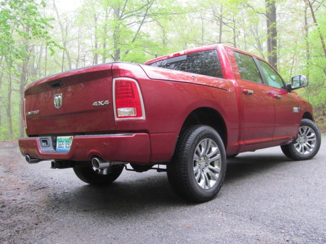 ram 1500 ecodiesel manual transmission