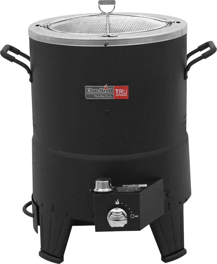 char broil big easy oil less turkey fryer manual