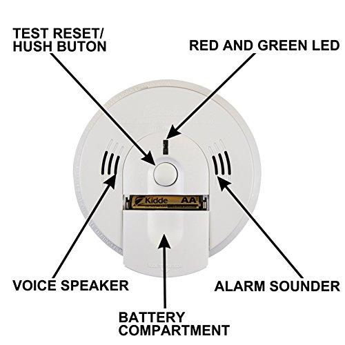 kidde smoke and carbon monoxide alarm hardwired manual