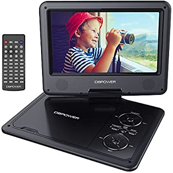 dbpower portable dvd player manual