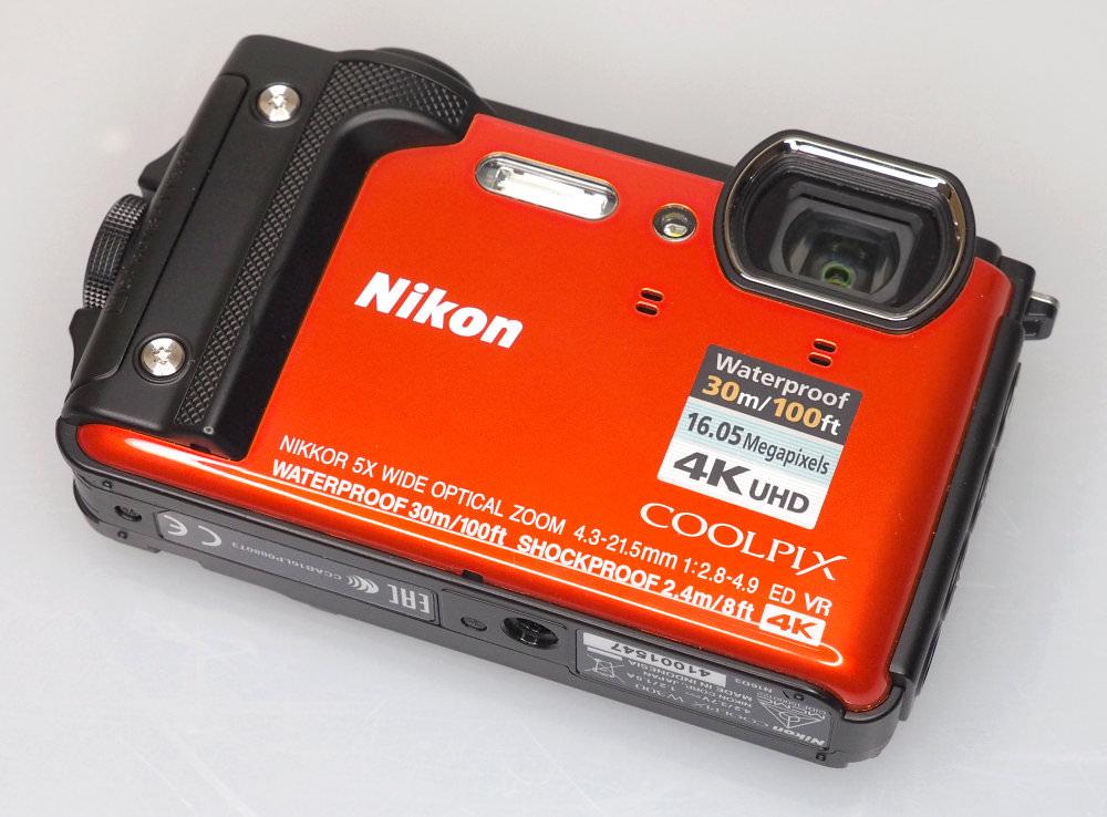 nikon coolpix waterproof camera manual
