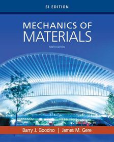 mechanics of materials 3rd edition roy craig solution manual