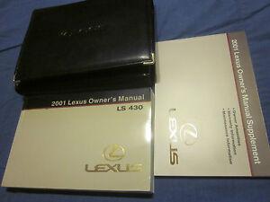 2001 lexus ls430 repair manual pdf