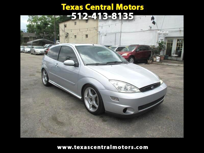 2002 ford focus zx3 manual