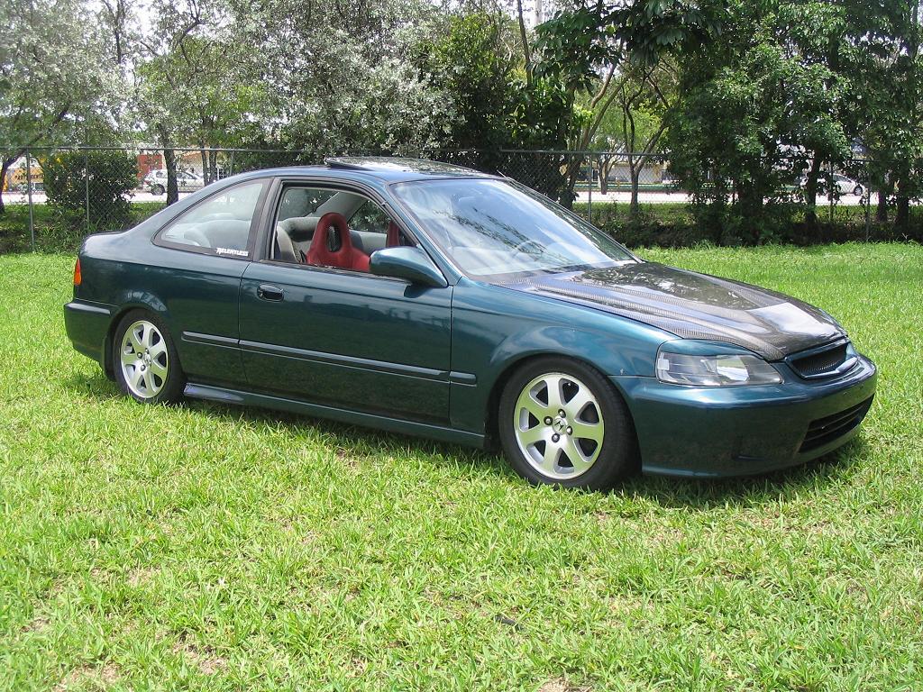 2005 honda civic ex manual coupe