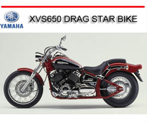 2005 yamaha v star 650 service manual pdf