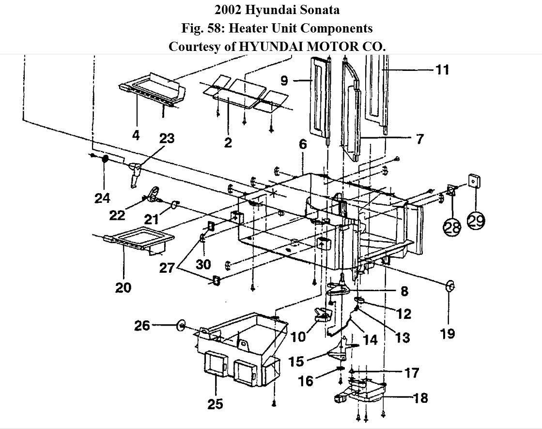 2006 hyundai sonata repair manual free download