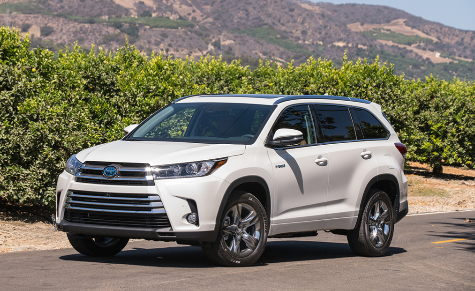 2011 toyota highlander service manual