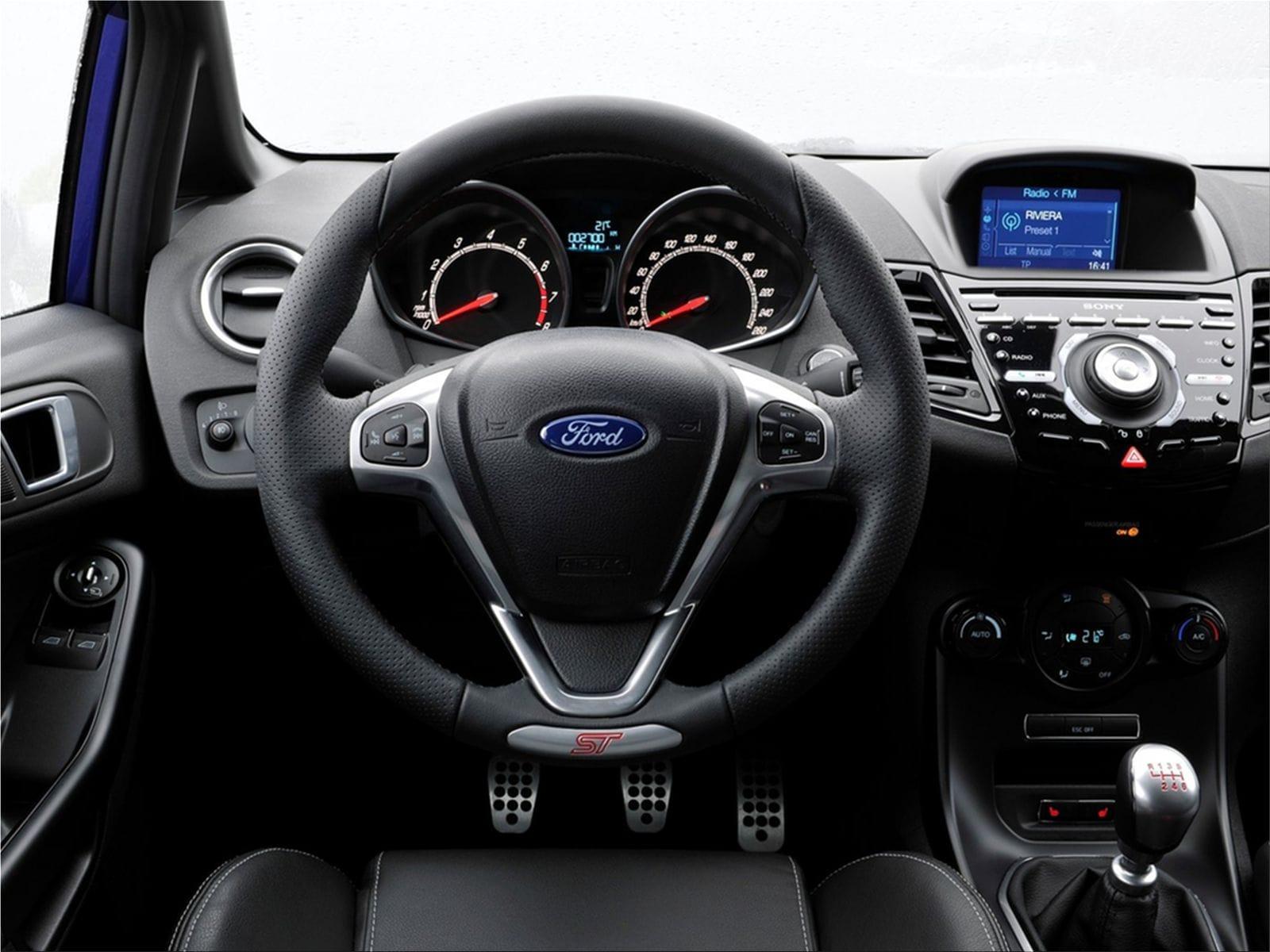 2013 ford fiesta manual transmission