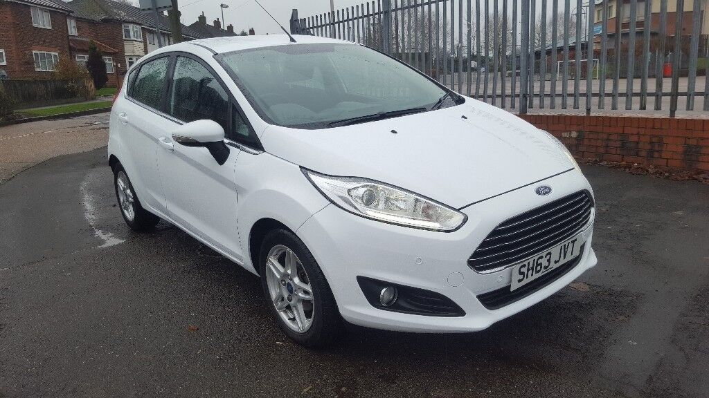 2013 ford fiesta manual transmission