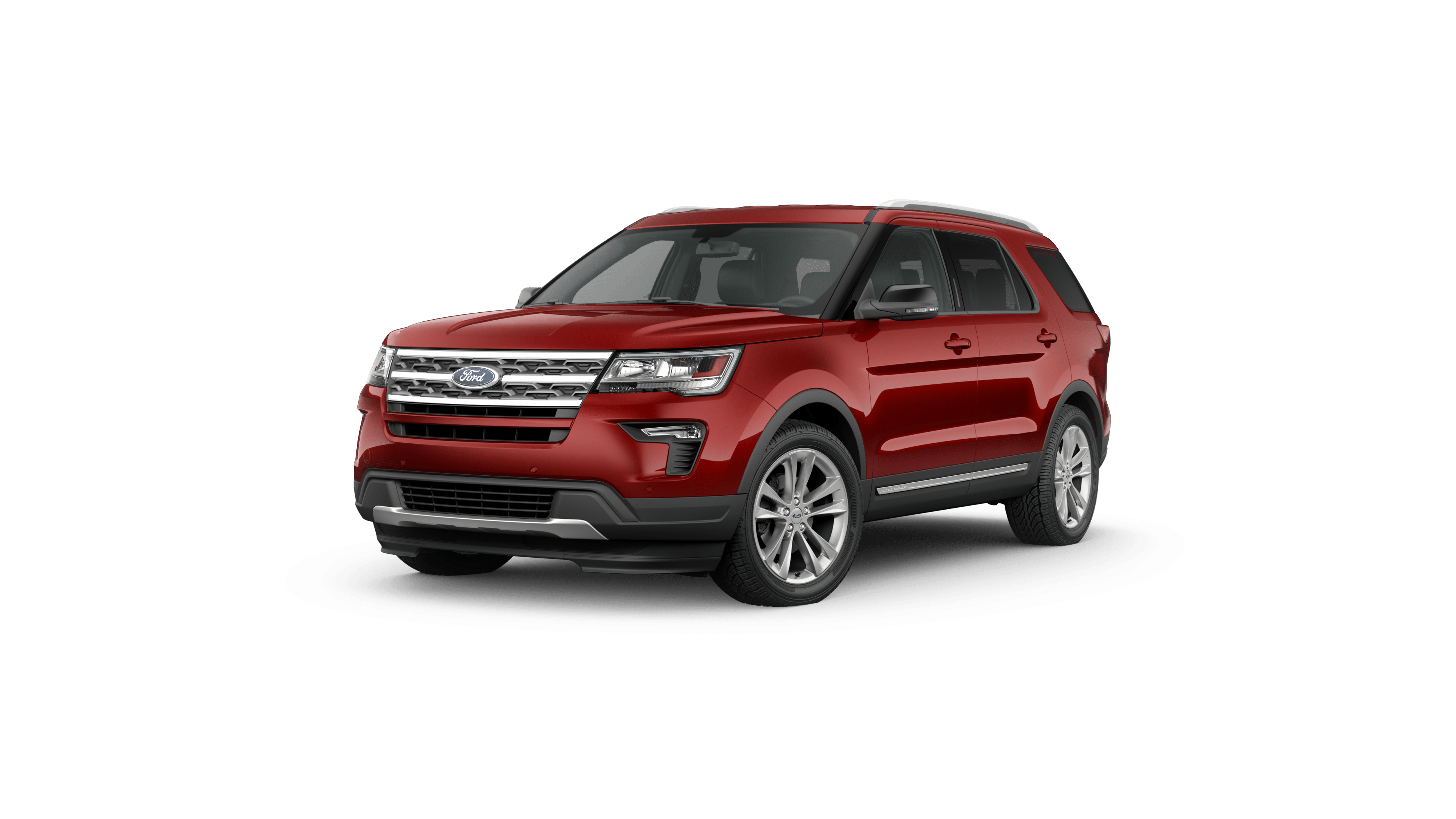 2018 ford explorer xlt manual