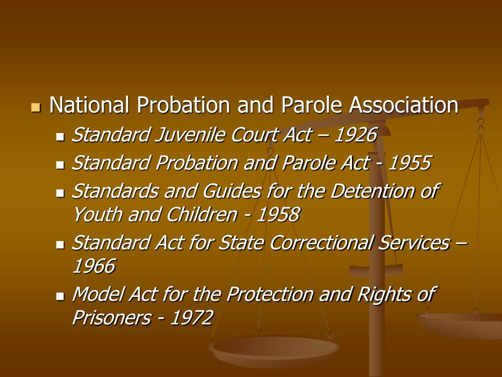 american correctional association standards manual