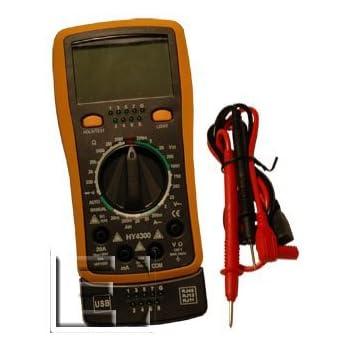 fluke 27 ii multimeter manual