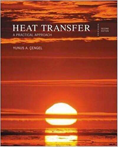 heat transfer yunus cengel solution manual pdf