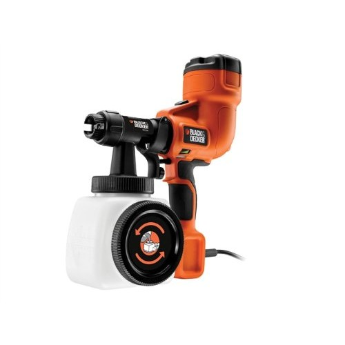 black and decker paint sprayer manual