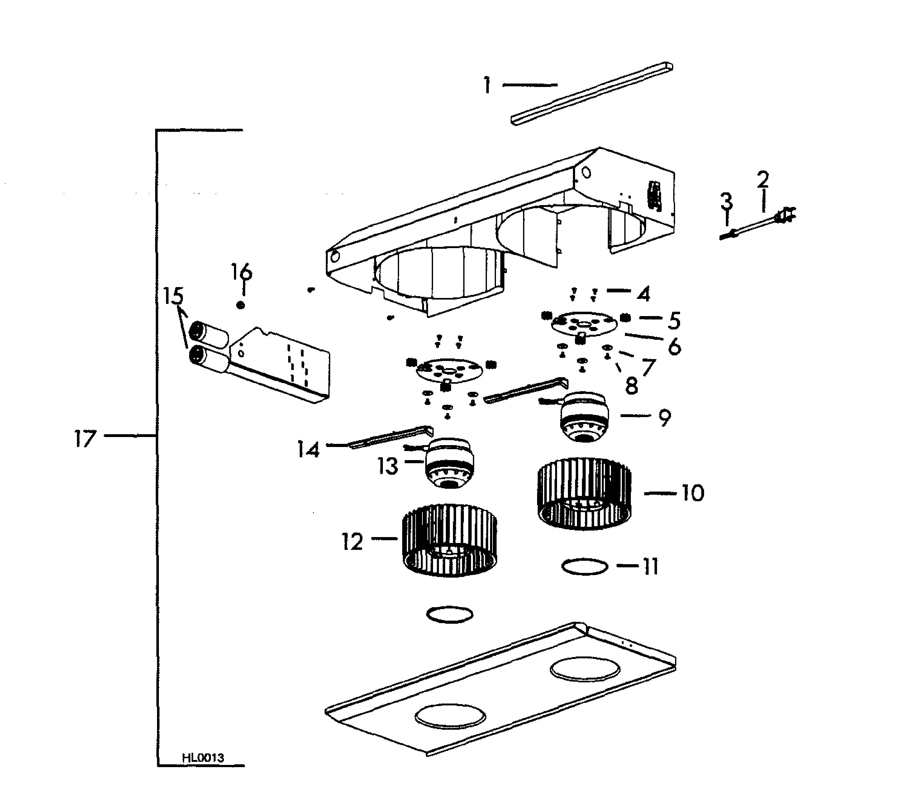 kenmore elite range hood manual
