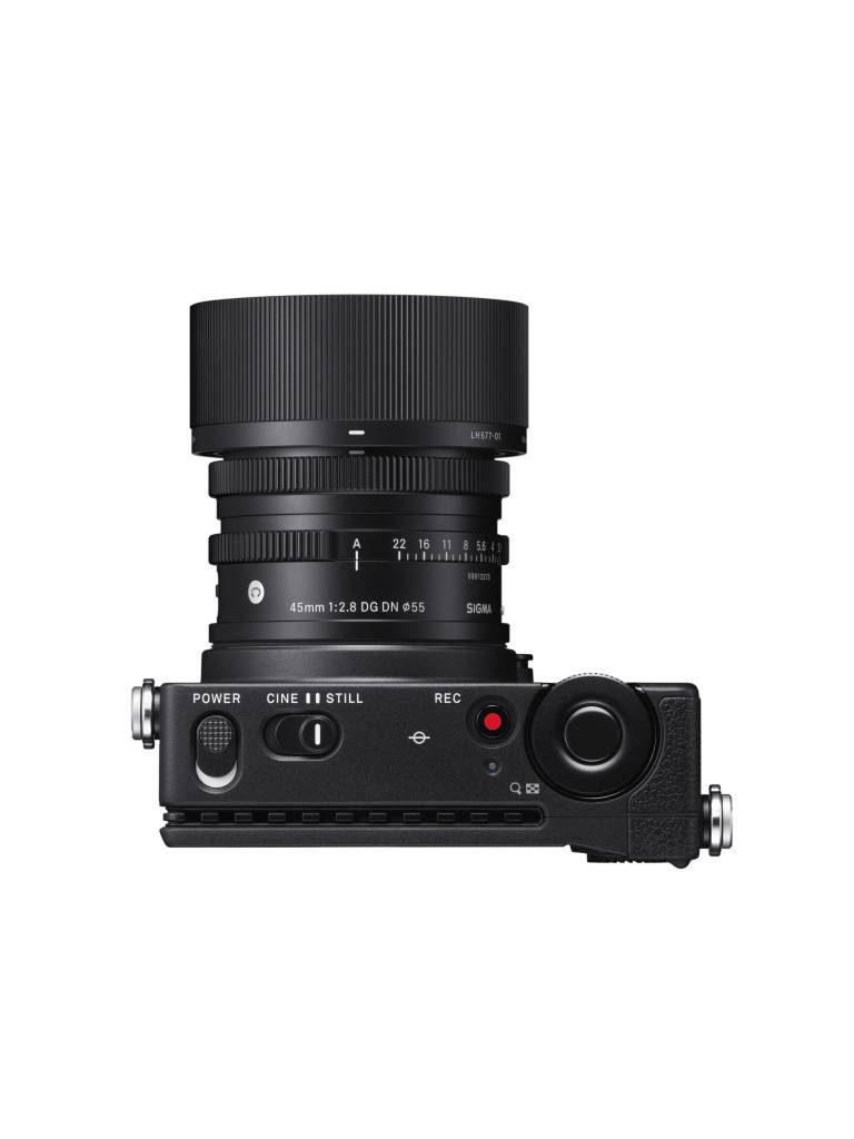 digital camera with manual mode