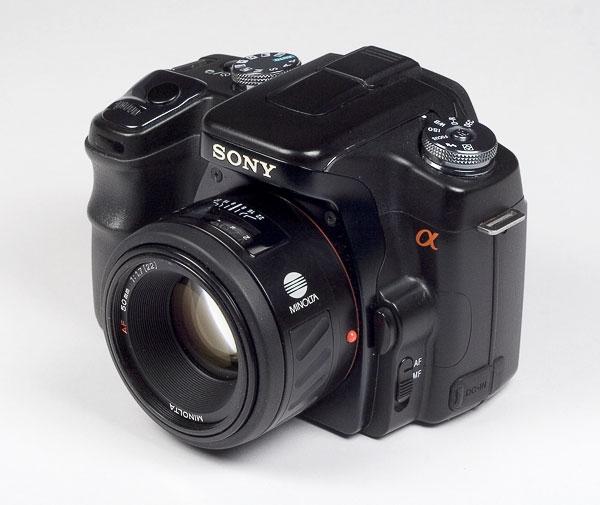 minolta 50mm 1.7 manual focus