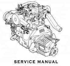volvo penta 230 service manual