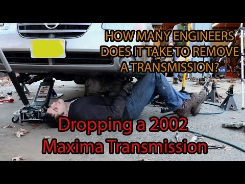 2004 nissan maxima manual transmission