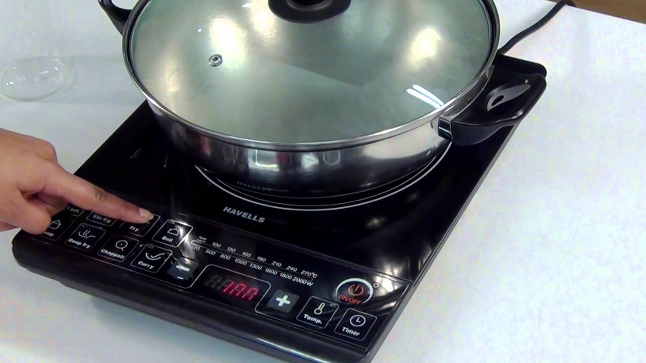 master chef induction hot plate manual