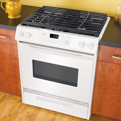 whirlpool gold accubake oven manual