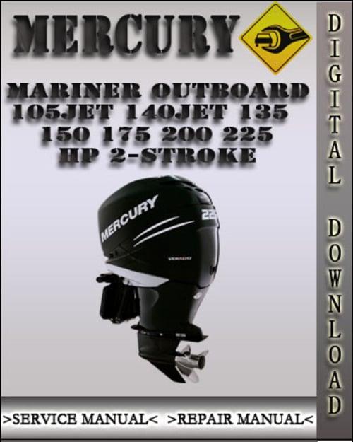 1997 mercury 40 hp outboard manual