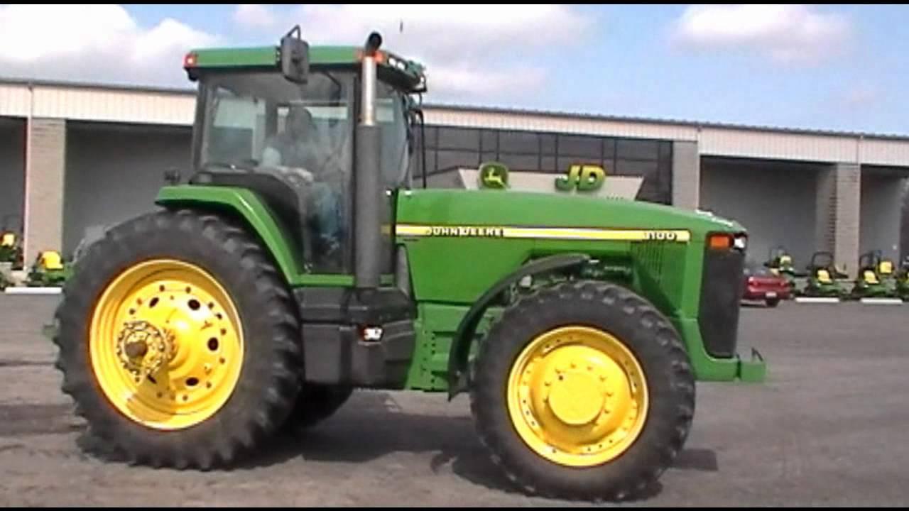 john deere 8100 tractor manual