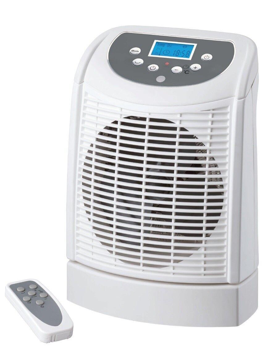 garrison oscillating fan heater manual