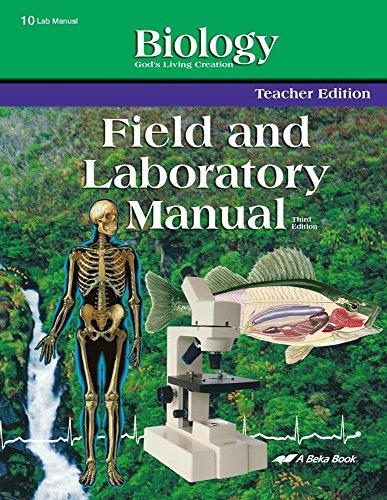 biol 107 lab manual answers