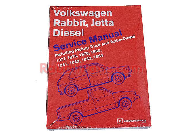 bentley vw jetta service manual