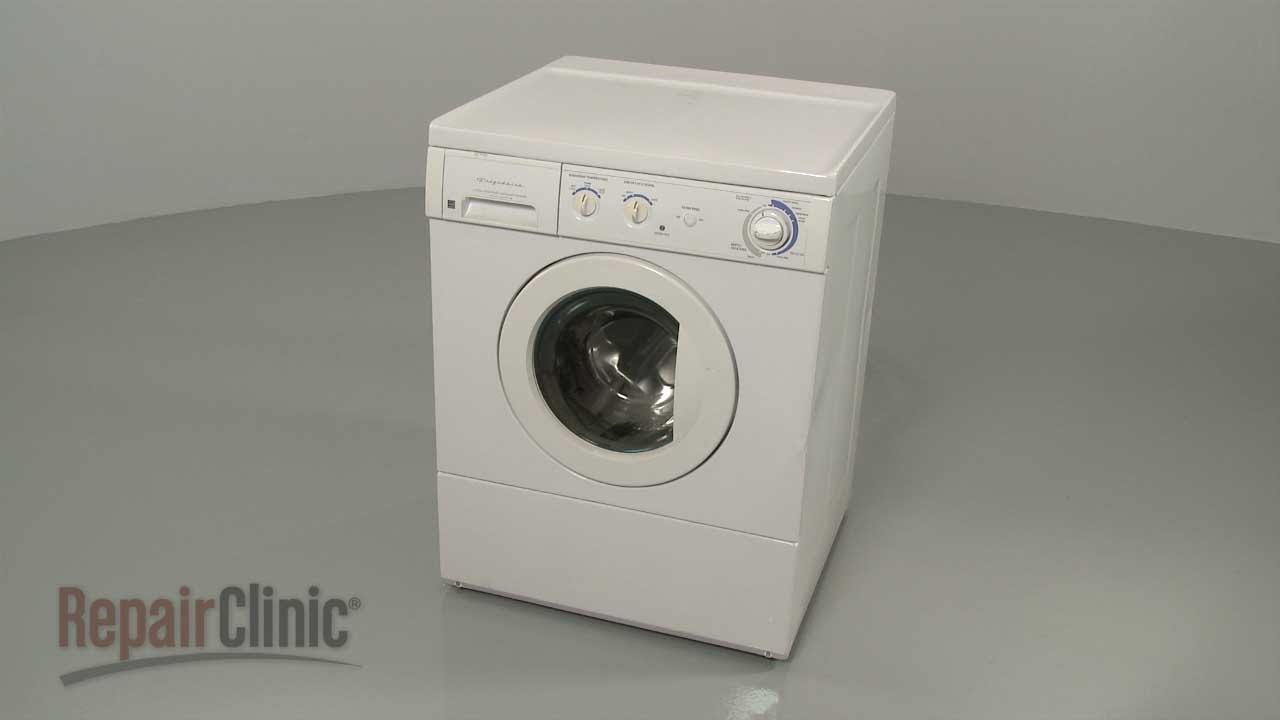 frigidaire front load dryer repair manual