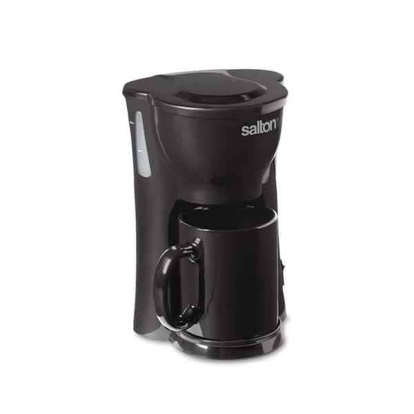 salton cappuccino espresso maker ex8 manual