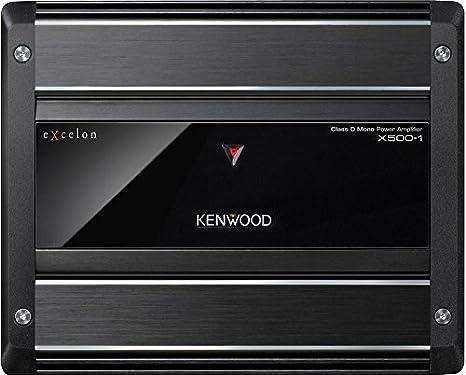 kenwood excelon x500 1 manual