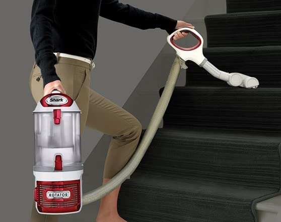 shark rotator professional lift away vacuum manual