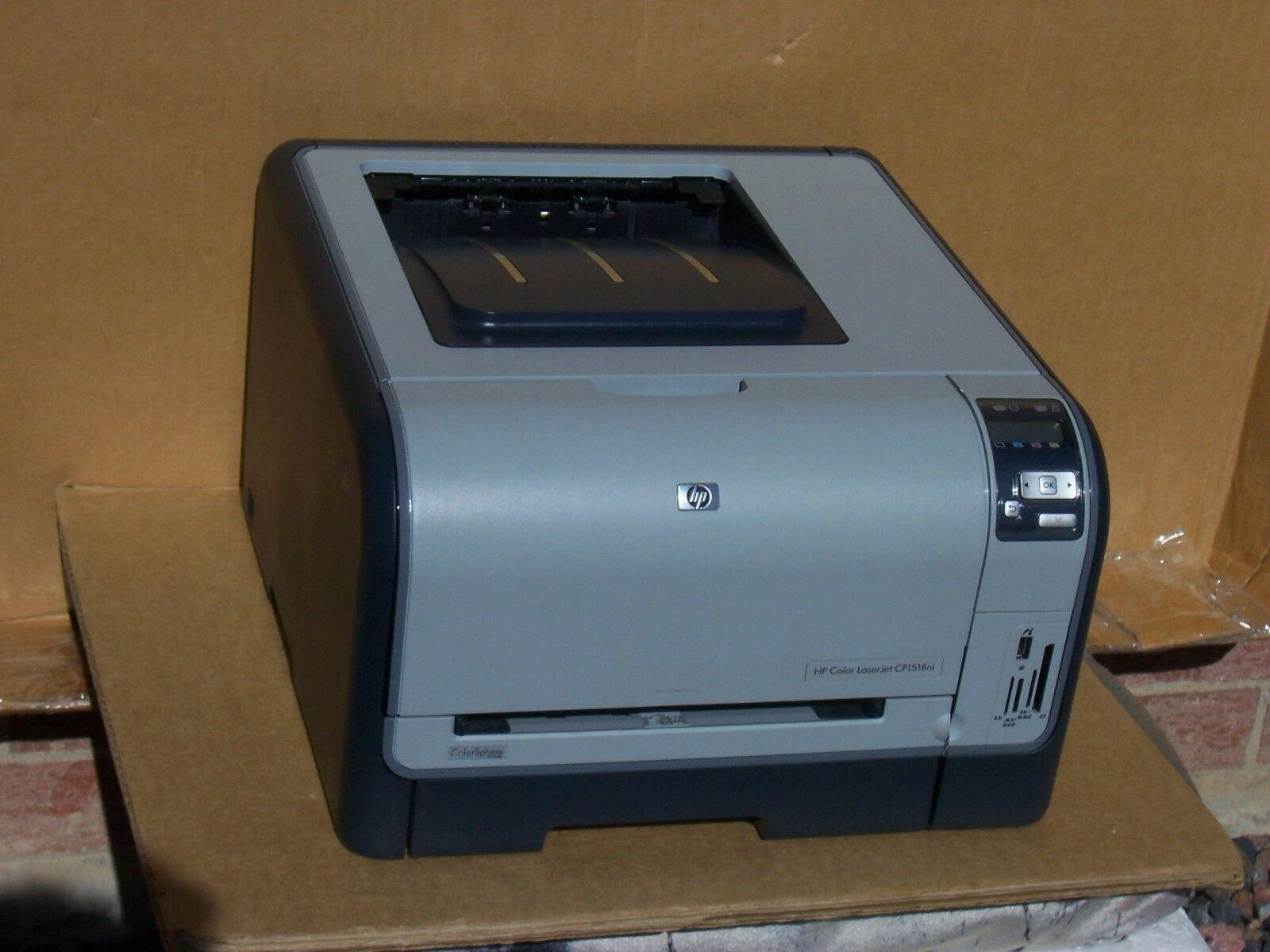 hp color laserjet cp1518ni manual