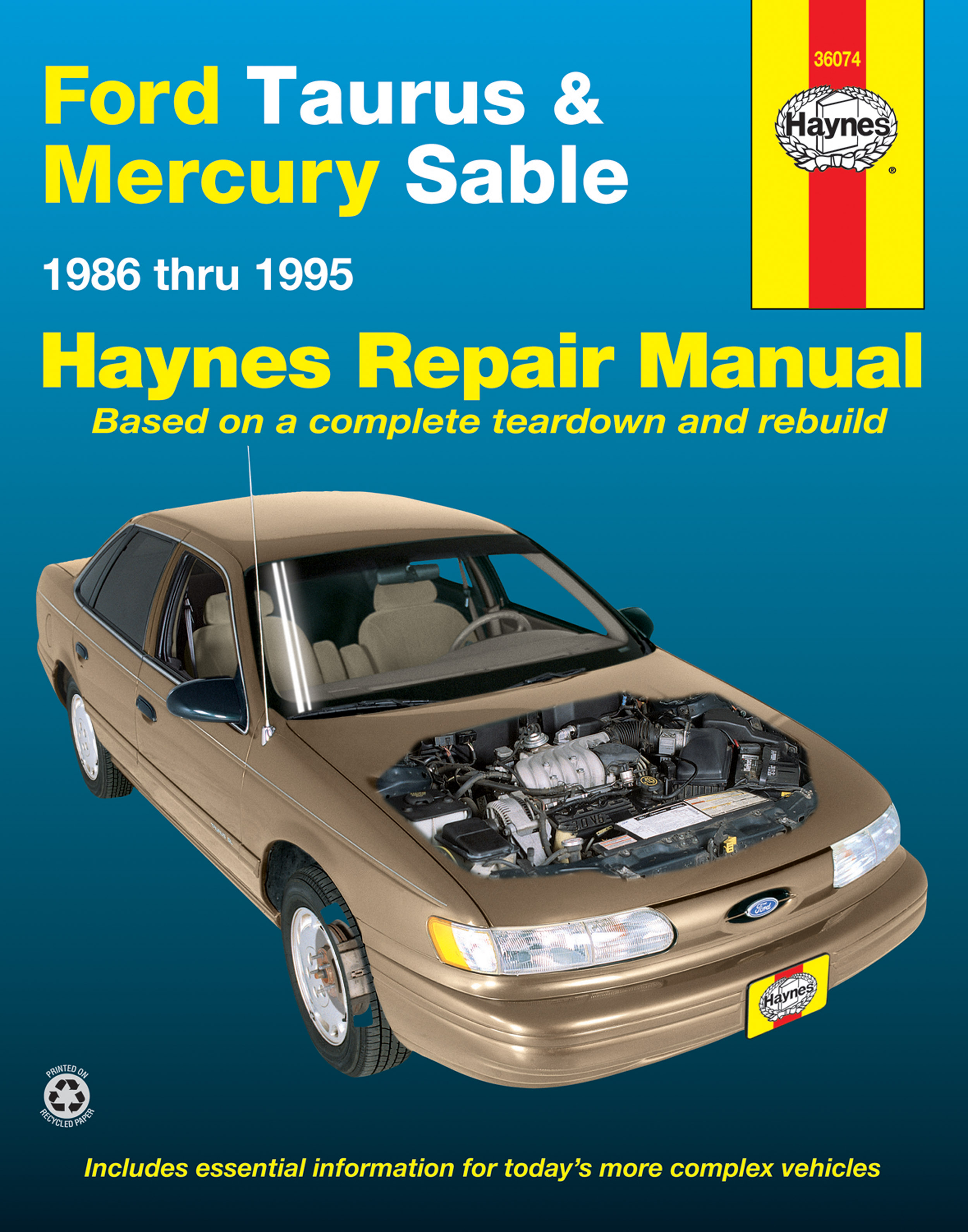 what is a haynes manual