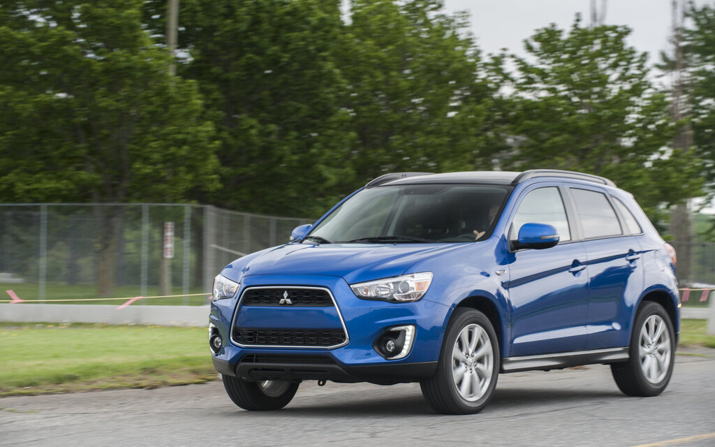 mitsubishi rvr owners manual pdf