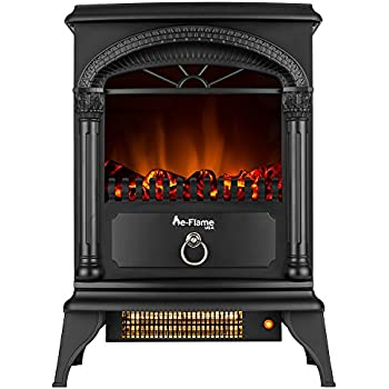 decor flame infrared electric stove manual