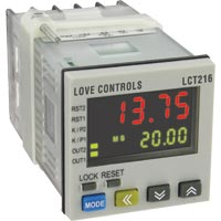 love controls series 16b manual