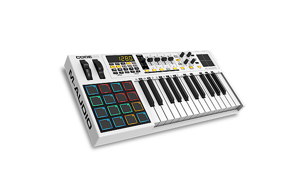 m audio keyrig 49 manual