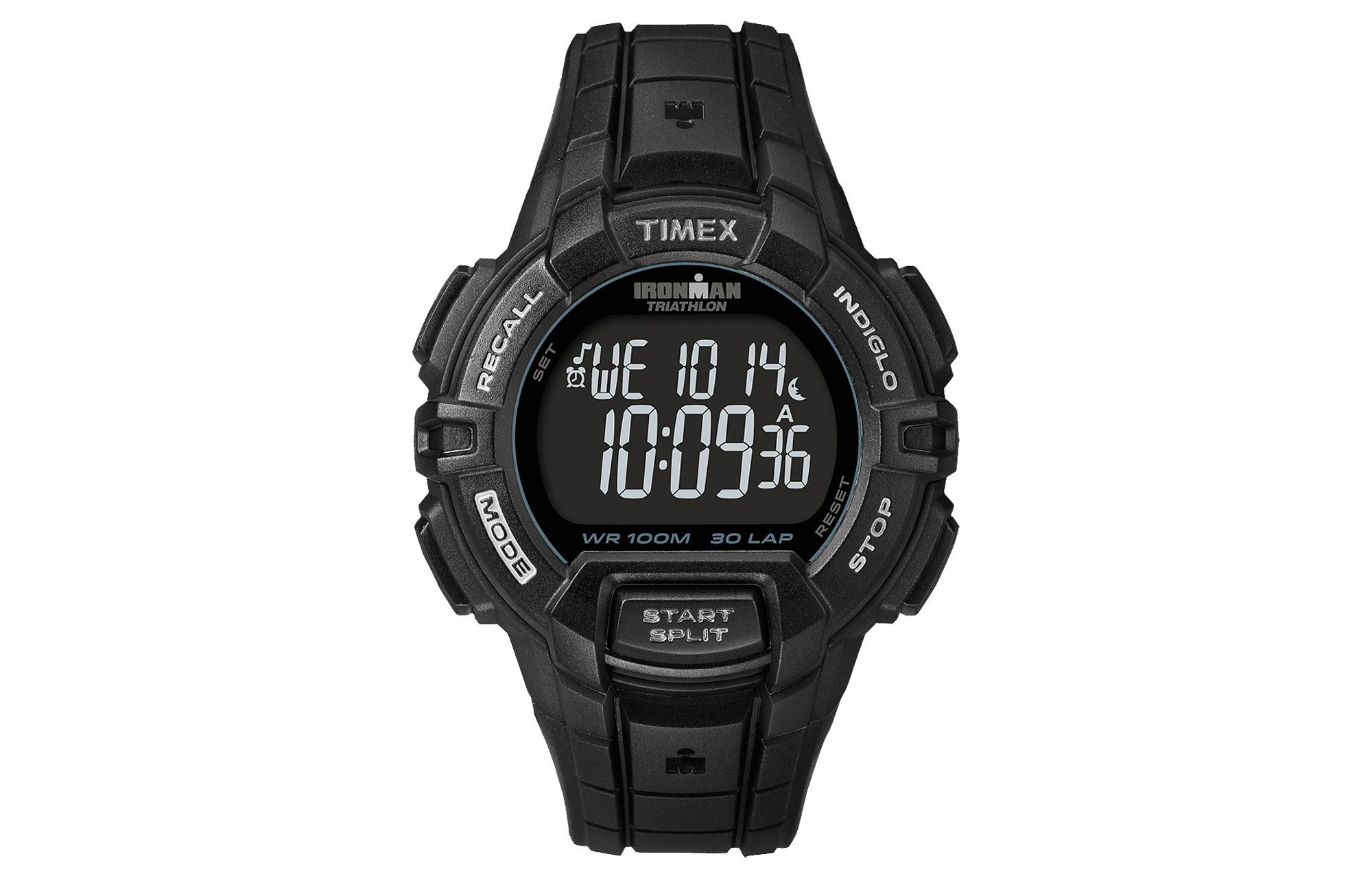 timex ironman rugged 30 manual