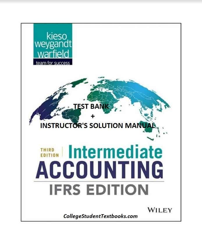 solution manual intermediate accounting ifrs edition 2nd edition