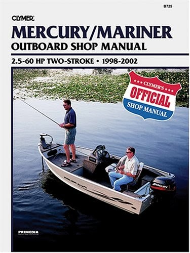 mercury 25 hp 4 stroke service manual